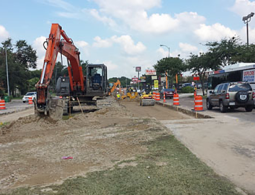 Bellaire Blvd Reconstruction
