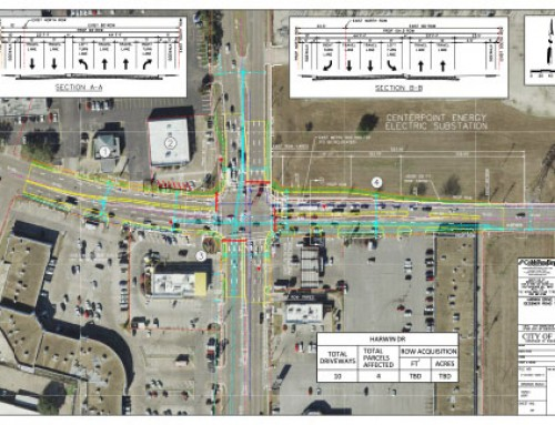 Harwin and Gessner Intersection Reconstruction